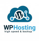 wp hosting logo