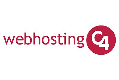 Webhosting-c4.cz logo